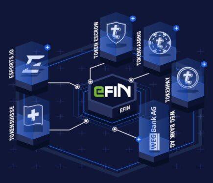 TokenPay の eFin って何だ?